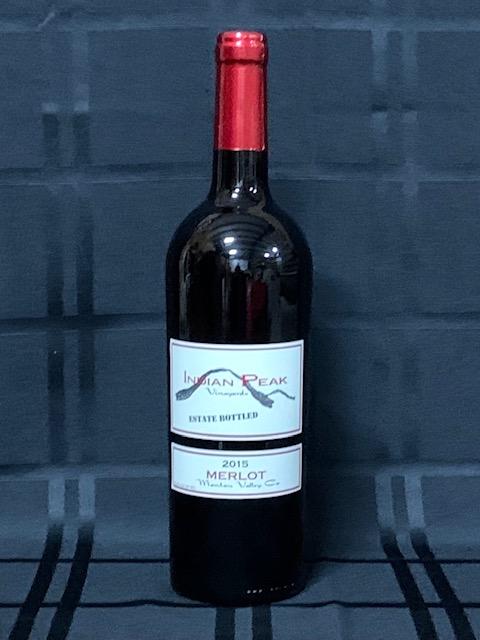2015 Manton Valley Estate Bottled Merlot