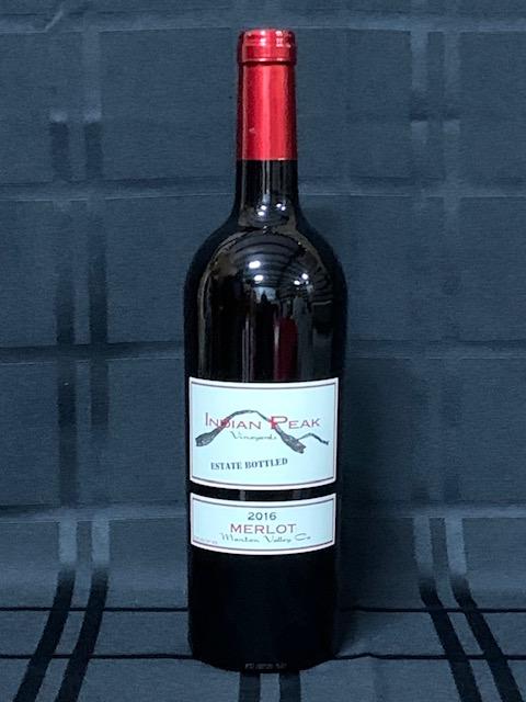 2016 Manton Valley Estate Bottled Merlot