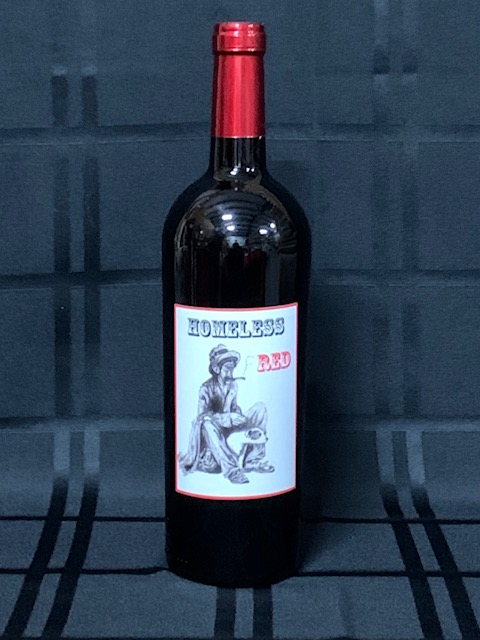 2017 Manton Valley Homeless Red
