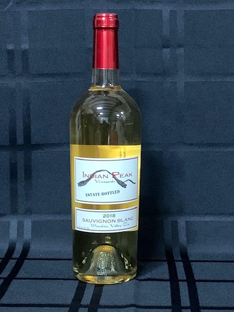 2018 Manton Valley Estate Bottled Sauvignon Blanc
