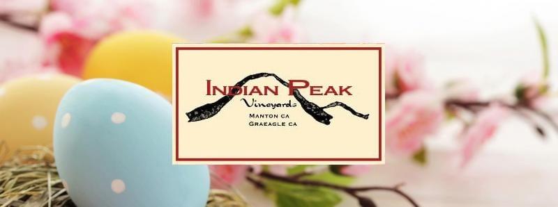 Indian Peak Easter Wine Sale