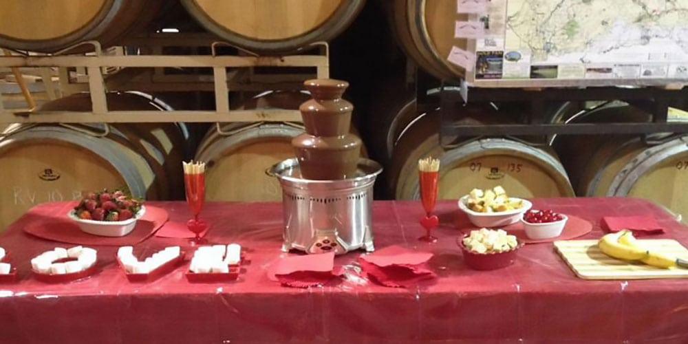 Valentine's Wine and Chocolate Weekend – Indian Peak Vineyards