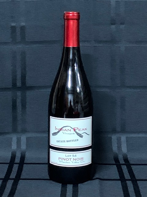 Lot 54 Manton Valley Estate Bottled Pinot Noir, NV